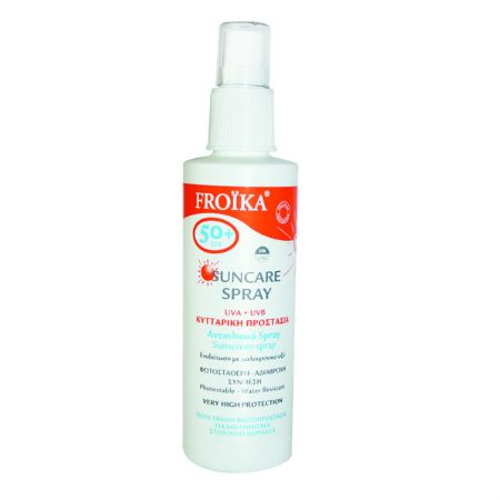 Froika Sun Care Spray Spf 50+ 125 ml