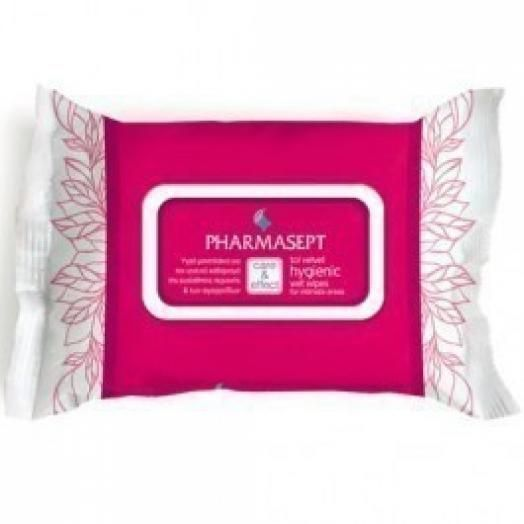 Pharmasept Tol Velvet Hygienic Wet Wipes X 30 Τμχ