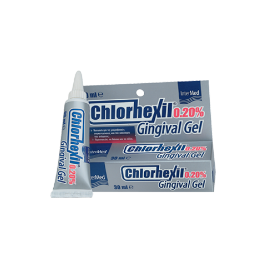 Intermed Chlorhexil Gingival Gel 0.20% 30 ml