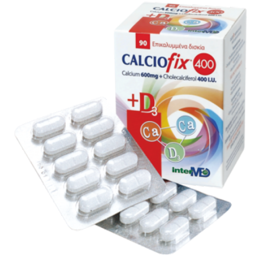 Intermed Calciofix 400 X 90 Tabs