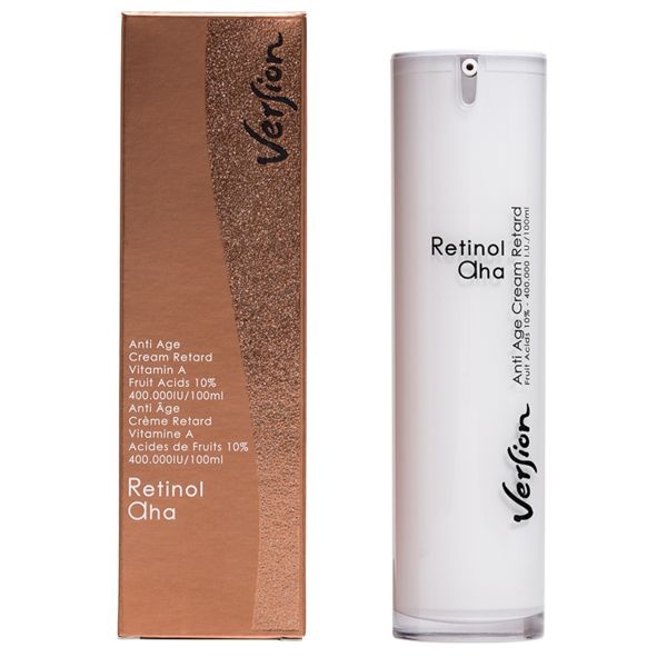 Version Retinol Aha 50ml