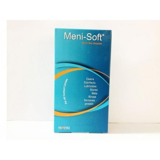 Meni Soft Cleaning Solution 100ml