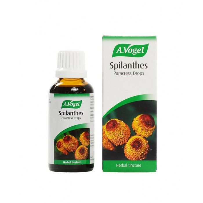 A.Vogel Spilanthes Oler 50 ml