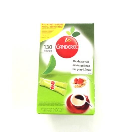 Canderel green Stevia X 130 Sticks