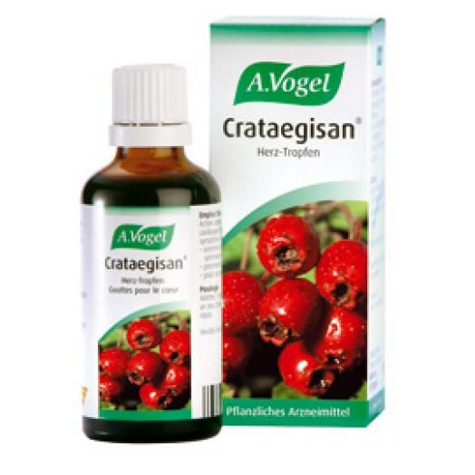 A.Vogel Crataegisan Drops 50 ml