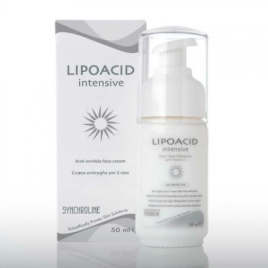 Synchroline Lipoacid Intensive Face Cream 50ml