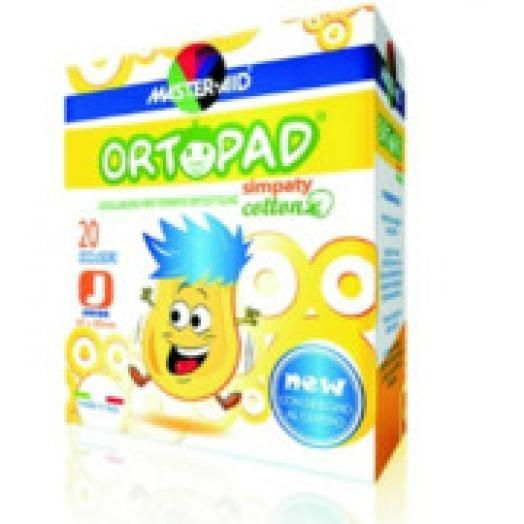 Master Aid Ortopad Junior Simpaty Cotton X 20 Τμχ