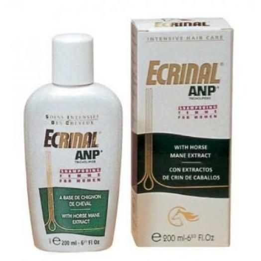 Ecrinal Men Shampoo 200 ml
