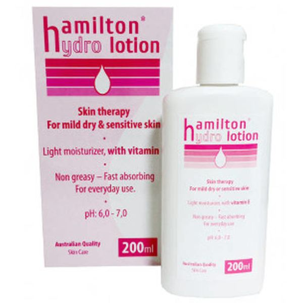Hamilton Hydro Lotion 200 ml