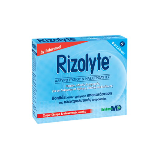 Intermed Rizolyte X 6 Sachets