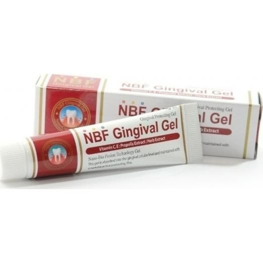 Nbf Gingival Gel 30 gr