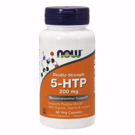 Now Foods 5-Htp 200 mg X 60 Vcaps