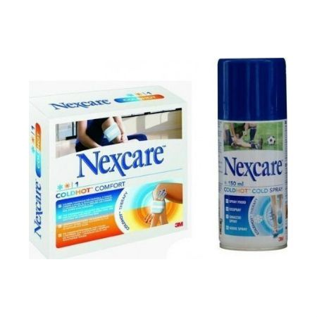 Nexcare Coldhot Comfort 11 X 26 + Δώρο Nexcare Cold Spray 150 ml