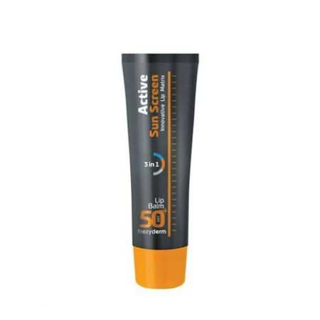 Frezyderm Active Sun Screen Lip Balm Spf 50+ 15 ml
