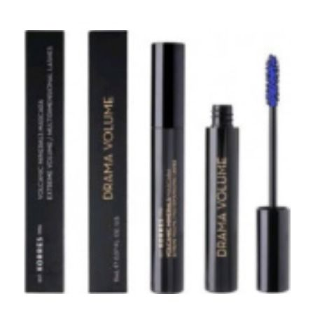 Korres Drama Volume Volcanic Minerals Mascara 03 Brigh Blue 11 ml