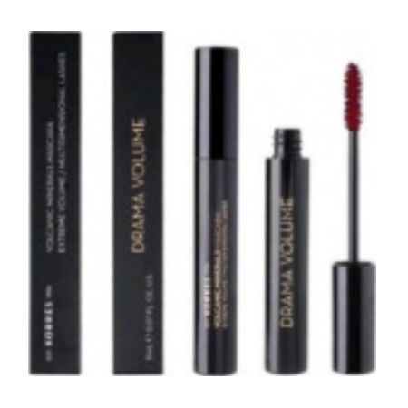 Korres Drama Volume Volcanic Minerals Mascara 02 Plum Brown 11 ml