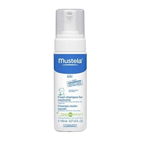 Mustela Foam Shampoo For Newborn 150 ml