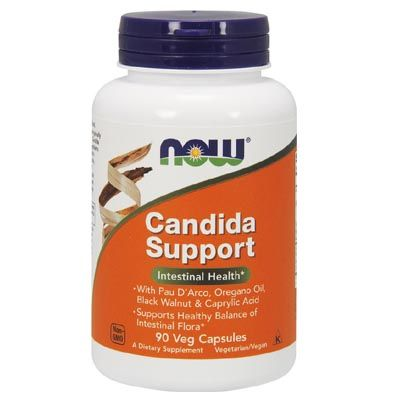 Now Foods Candida Support X 90 Caps