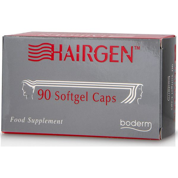 Boderm Hairgen x 90 Softgel Caps
