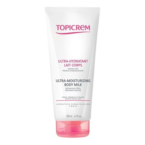 Topicrem Ultra Moisturizing Body Milk 200 ml