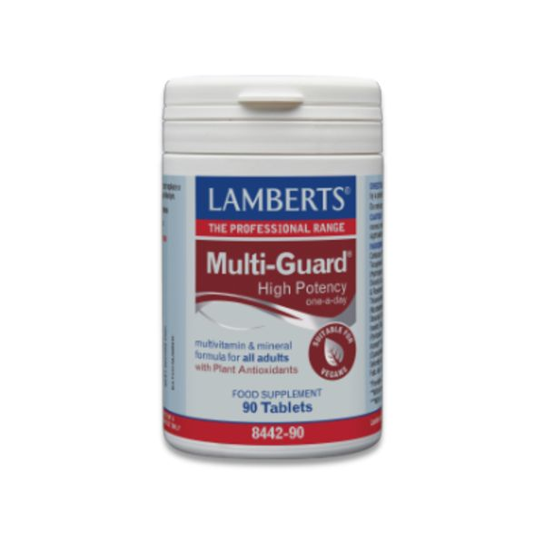 Lamberts Multi Guard High Potency One-A-Day x 90 Tabs