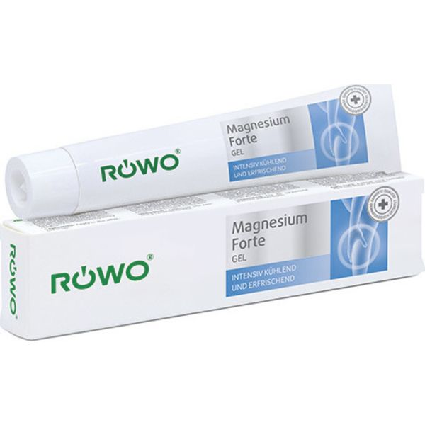 Rowo Magnesium Forte Gel 50 ml