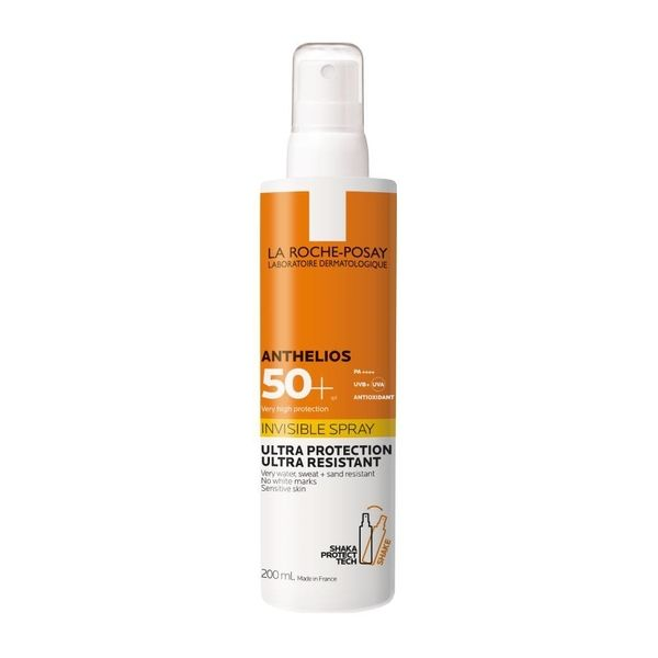 La Roche Posay Anthelios Invisible Spray Spf50+ 200ml