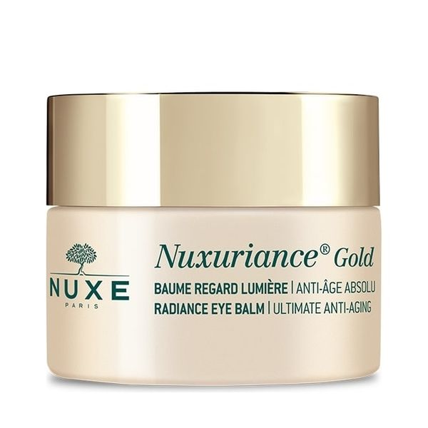 Nuxe Nuxuriance Gold Radiance Eye Balm 15ml