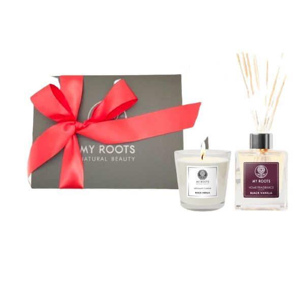 My Roots Black Vanilla Classic Home Gift Set 1Τεμ