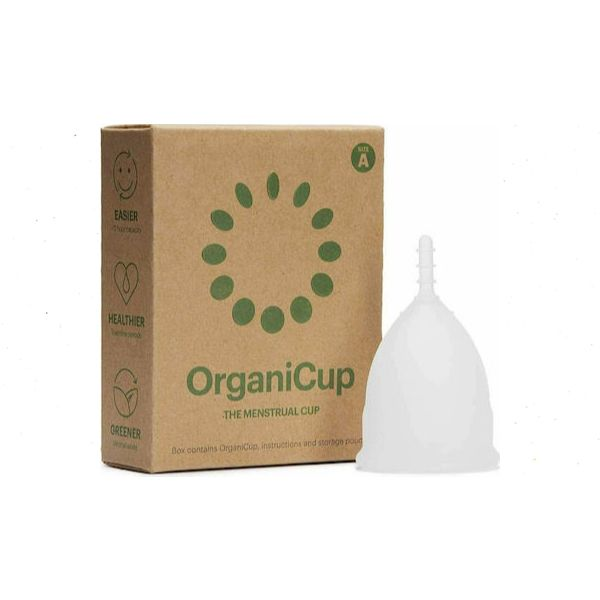 OrganiCup Menstrual Cup Size Α 1Τμχ
